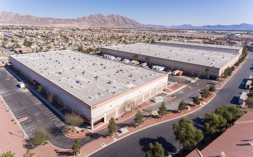 Invesco, TA Realty Claim Las Vegas Industrial Assets for $117M Combined