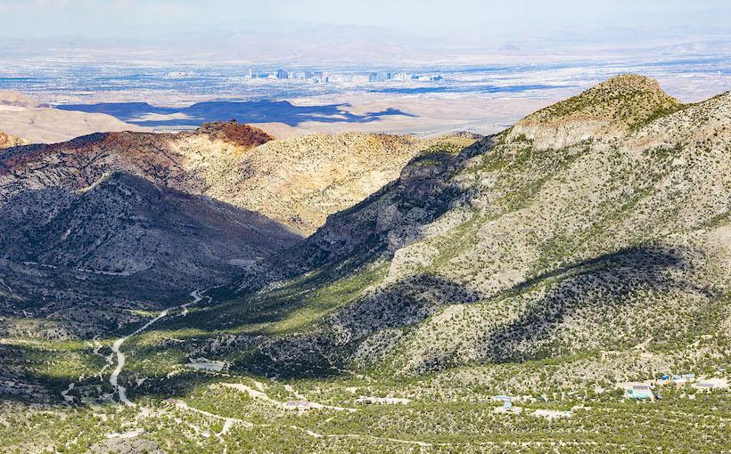 1,150-Acre Las Vegas Land Site Listed for $90M