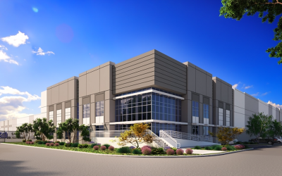 Trammell Crow Commences 2.7M-SF Industrial Development in Las Vegas