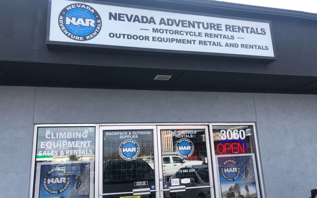 Local Reno Business Focused on your Nevada Adventure Needs
